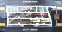 Железная дорога детская Fenfa Грузопассажирский поезд (1601B-1) -