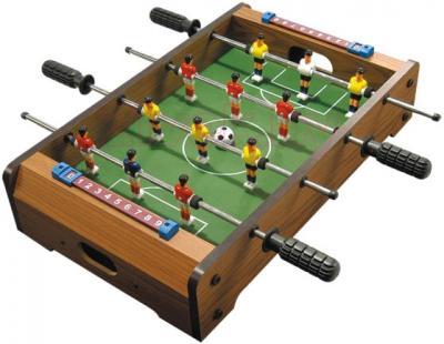 Настольный мини-футбол Haiyuanquan Настольный футбол (HG235A) - общий вид