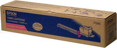 Тонер-картридж Epson C13S050475 - общий вид