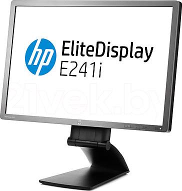 Монитор HP E241i (F0W81AA) - общий вид
