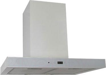 Вытяжка Т-образная Zorg Technology Стелс (Stels) 750 (90, White) - общий вид