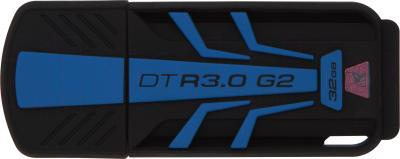 Usb flash накопитель Kingston DataTraveler R3.0 G2 32GB (DTR30G2/32GB) - общий вид