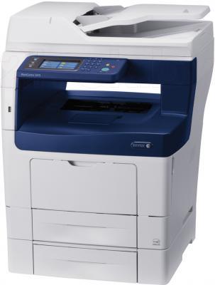 МФУ Xerox WorkCentre 3615DN - вид в проекции