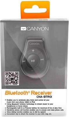 Односторонняя гарнитура Canyon CNA-BTR01B - вид в упаковке