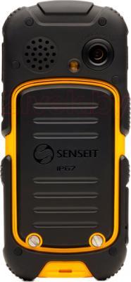 Мобильный телефон Senseit P3 - вид сзади