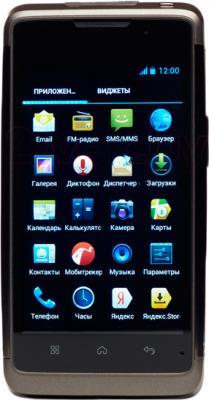 Смартфон Senseit R413 - общий вид
