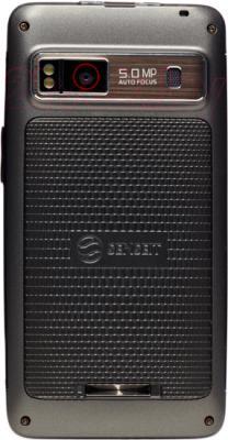 Смартфон Senseit R413 - вид сзади