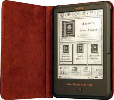Электронная книга Onyx C63L Akunin Book - в обложке