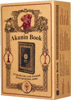 Электронная книга Onyx C63L Akunin Book - коробка