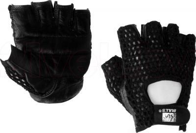 Перчатки для пауэрлифтинга Bulls CG-17095-M - общий вид
