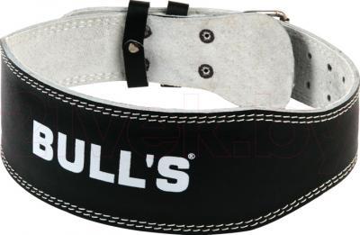 Пояс для пауэрлифтинга Bulls WB-393-XXL - общий вид