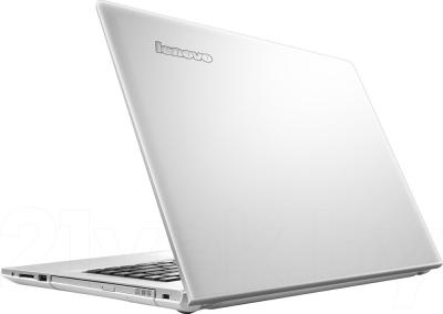Ноутбук Lenovo Z50-70 (59421887) - вид сзади