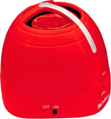 Портативная колонка BBK BTA101 (Red) - общий вид