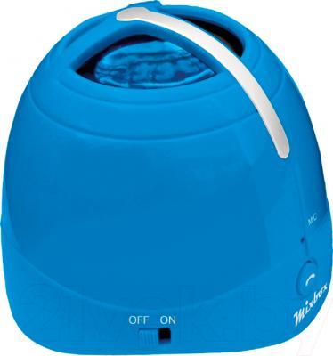 Портативная колонка BBK BTA101 (Blue) - общий вид