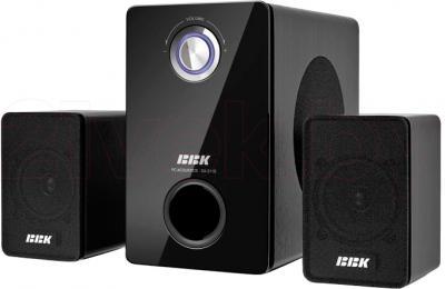Мультимедиа акустика BBK CA-211S - общий вид