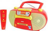 Магнитола BBK BX111UC (красно-желтый) -