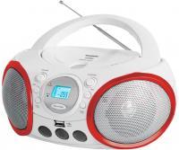 Магнитола BBK BX150U (White-Red) -