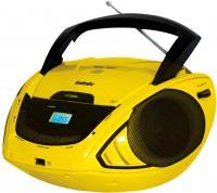 Магнитола BBK BX190U (черно-желтый) -
