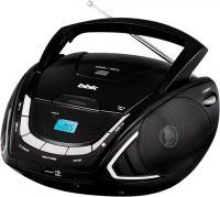 Магнитола BBK BX190U (черный металлик) -