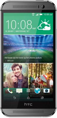 Смартфон HTC One Mini 2 (серый) - общий вид