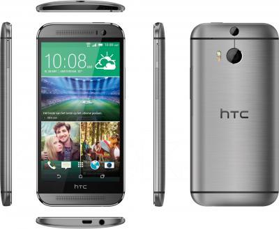 Смартфон HTC One Mini 2 (серый) - обзор панелей