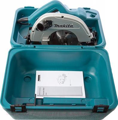 Профессиональная дисковая пила Makita 5704RK