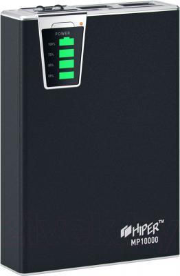 Портативное зарядное устройство HIPER MP10000 (черный) - общий вид