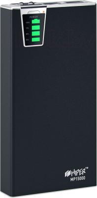 Портативное зарядное устройство Hiper MP15000 (Black) - общий вид