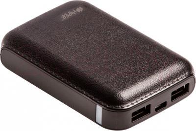 Портативное зарядное устройство Hiper SP7500 (черный) - общий вид