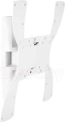 Кронштейн для телевизора Holder LCDS-5019 (белый) - общий вид