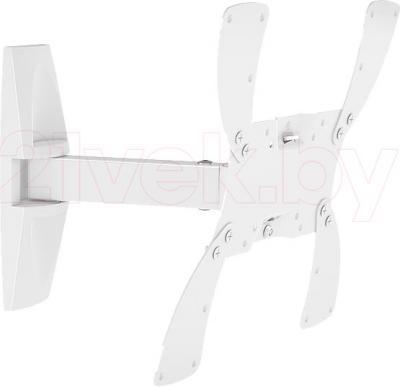 Кронштейн для телевизора Holder LCDS-5020 (белый) - общий вид