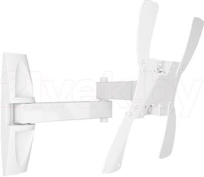 Кронштейн для телевизора Holder LCDS-5046 (белый) - общий вид