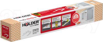 Кронштейн для СВЧ Holder MWS-U006 (серебристый) - упаковка
