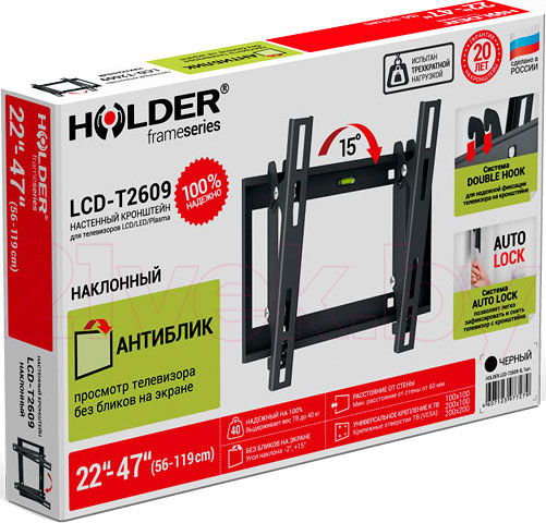 LCD-T2609 (Black) 21vek.by 382000.000