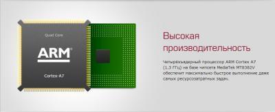 Планшет Prestigio MultiPad 4 Quantum 8.0 16GB 3G (PMT5487_3G_D) - производительность