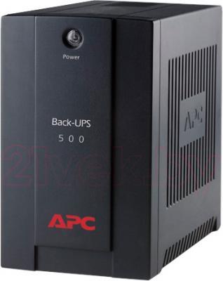 ИБП APC Back-UPS BX500CI - общий вид