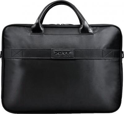 Сумка для ноутбука Port Designs SOCHI Toploading slim bag 15,6'' (150032) - вид сзади