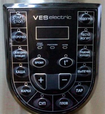 Мультиварка VES SK-A12F-G