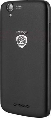 Смартфон Prestigio MultiPhone 5453 Duo (черный) - общий вид