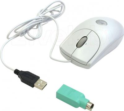 Мышь Logitech RX250 (910-000185) - общий вид