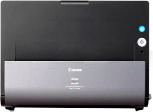 Протяжный сканер Canon DR-C225 - вид спереди