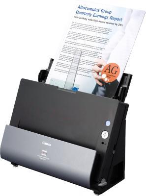 Протяжный сканер Canon DR-C225 - общий вид