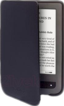 Обложка для электронной книги PocketBook PBPCC-624-BK (Touch Lux/Touch Lux 2) - общий вид