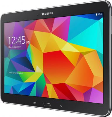 Планшет Samsung Galaxy Tab 4 10.1 16GB Black (SM-T530) - общий вид