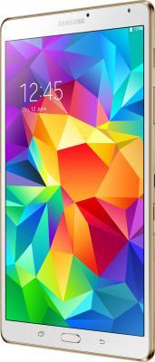 Планшет Samsung Galaxy Tab S 8.4 16GB LTE / SM-T705 (белый) - общий вид