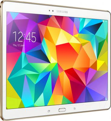 Планшет Samsung Galaxy Tab S 10.5 16GB Dazzling White (SM-T800) - общий вид