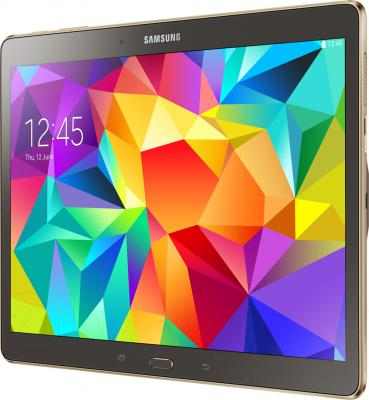 Планшет Samsung Galaxy Tab S 10.5 16GB Silver (SM-T800) - общий вид