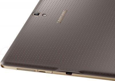 Планшет Samsung Galaxy Tab S 10.5 16GB LTE / SM-T805 (серебристый) - разъемы