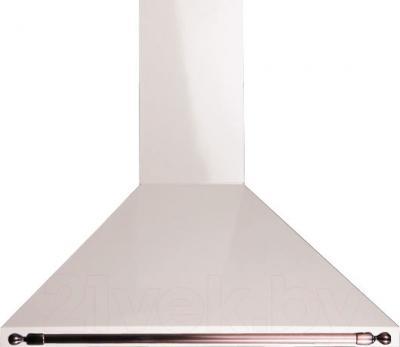 Вытяжка купольная Zorg Technology Alegro А 1000 (60, белый) - общий вид