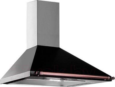 Вытяжка купольная Zorg Technology Alegro А 1000 (60, черный) - общий вид